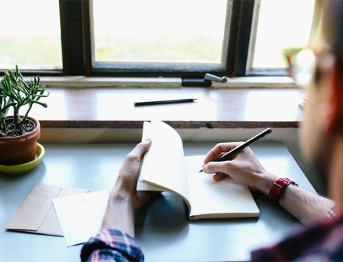 How to overcome the fear of writing