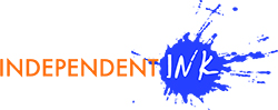 Independent Ink Sticky Logo Retina